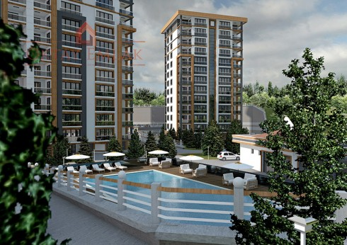 GREENPARKTA  SATILIK 3+1 FIRSAT DAİRESİ